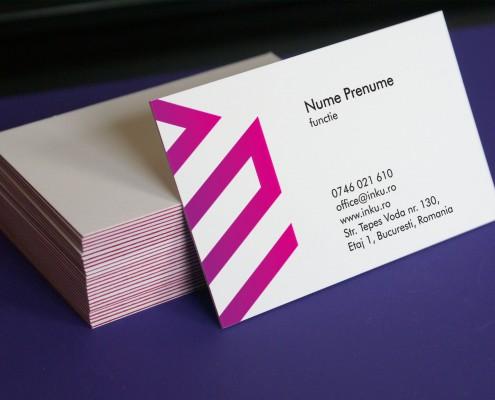 carti de vizita arhitect